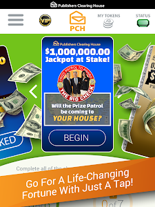 screenshot of The PCH App version 2.9.6.79318