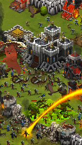 screenshot of Throne Rush version 5.5.0