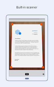 screenshot of Tiny Fax - Send Fax from Phone version 3.2.11