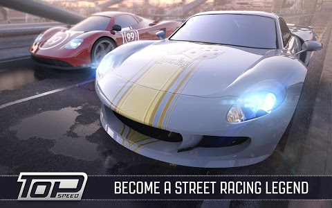 screenshot of Top Speed: Drag & Fast Racing version Varies with device