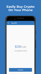 screenshot of Trust - Crypto & Bitcoin Wallet version Varies with device