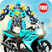 Download US Robot Bike Transform Shooting Game 1.5 APK