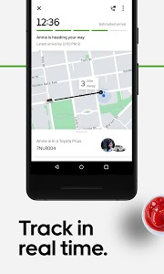 screenshot of Uber Eats: Local Food Delivery version 1.223.10006