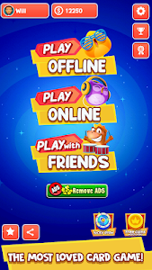 screenshot of Uno Friends version 1.4