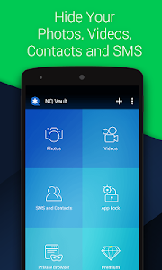 screenshot of Vault-Hide SMS, Pics & Videos version Varies with device
