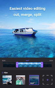 screenshot of Video Maker of Photos with Music & Video Editor version 4.5.1