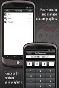 screenshot of Video Tube (YouTube Player) version 1.12