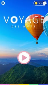 screenshot of Voyage Des Mots version 1.0.73