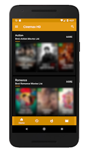 screenshot of Watch HD Movies Free Online version 2.0.1