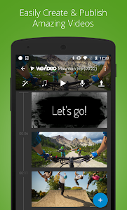 screenshot of Video Editor version 6.9.004