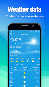 screenshot of Daily Weather version 3.6.2.9