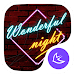 Download Stylish Night theme for APUS 6103.0.1001 APK