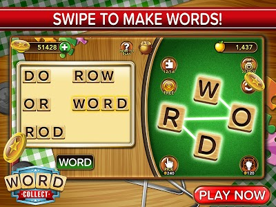 screenshot of Word Collect - Free Word Games version 1.191