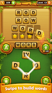screenshot of Word Find - Word Connect Free Offline Word Games version Varies with device