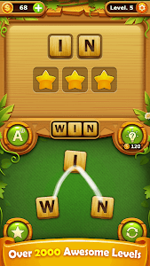 screenshot of Word Find - Word Connect Free Offline Word Games version 1.4