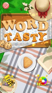 screenshot of Word Tasty - Free Letter Link & Word Puzzle version 1.1