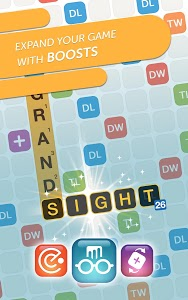 screenshot of Words With Friends Classic version 13.906