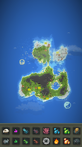 screenshot of WorldBox - Sandbox God Simulator version 0.2.99