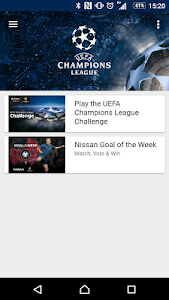 screenshot of Xperia Lounge (entertainment) version 3.3.11