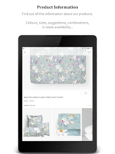screenshot of Zara Home version 5.1.0