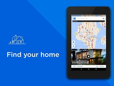 screenshot of Zillow: Find Houses for Sale & Apartments for Rent version 10.5.0.8665