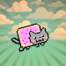 flappy nyan cat online game FREE