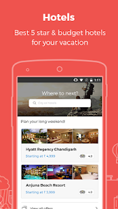 screenshot of nearbuy-Food,Spa &Hotel Offers version 4.4.0