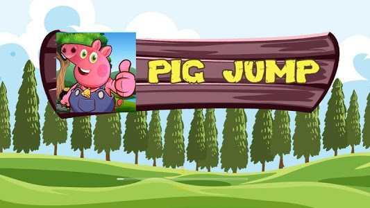 screenshot of Happy pig Popa in the Woods version 3.0